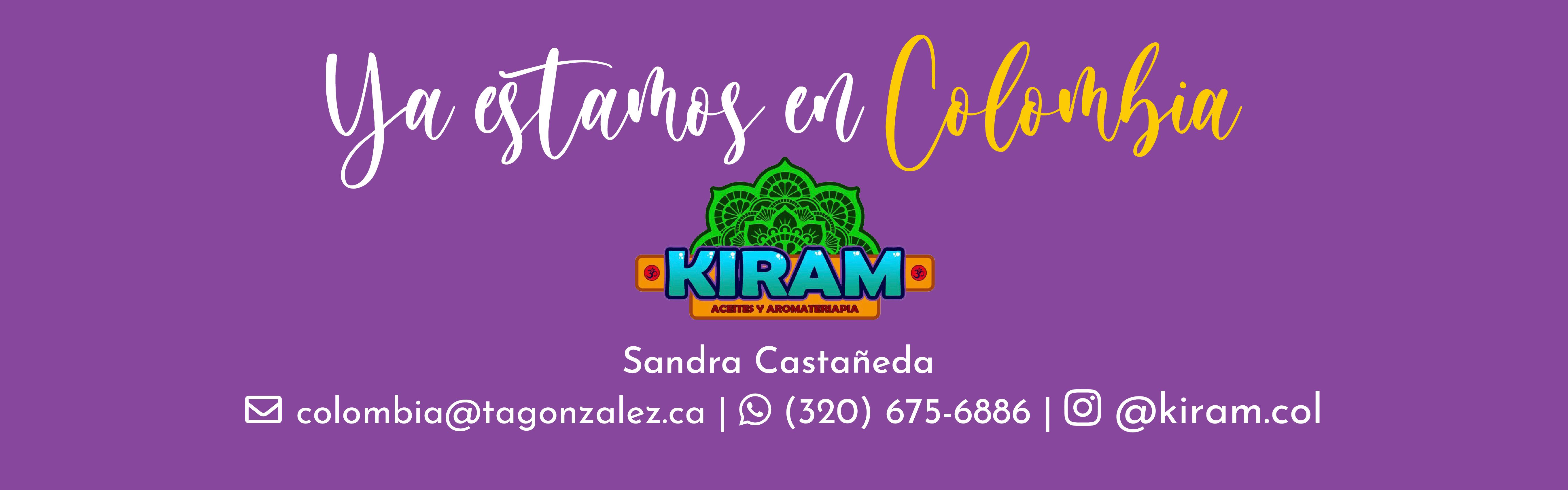 Kiram web banner
